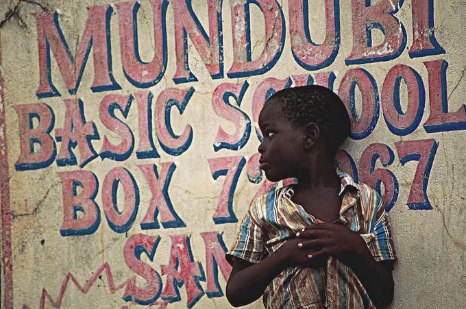 I.Pavliukevičiaus nuotr./Mundubi Basic School