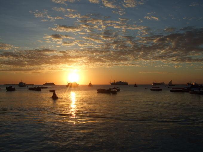 Mariaus Žako nuotr./Vakaras Zanzibare