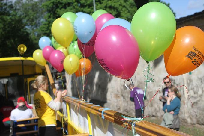 Vytauto Valentinavičiaus nuotr./Spalvoto renginio Vilniaus savivaldybė nenori.