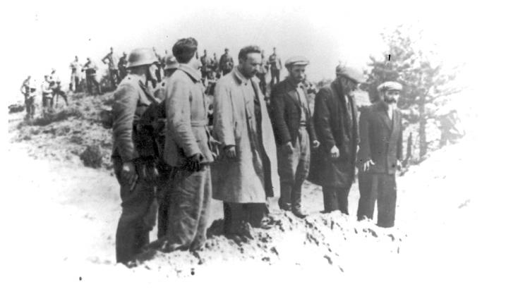 Žydų egzekucija prie Šiaulių 1941 metais