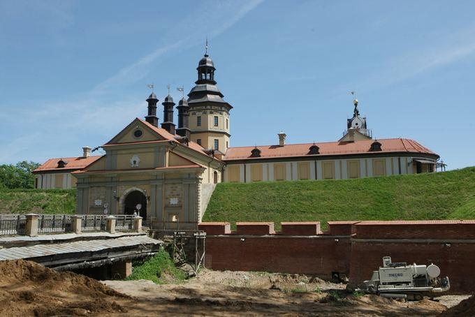 Kęstučio Vanago/BFL nuotr./Magnatai Radvilos pradėjo valdyti Nesvyžių XVI a. pradžioje ir paliko tik 1939-aisiais, Visą tą laiką viena ia aių didikų rezidencijų buvo Nesvyžiaus pilyje.