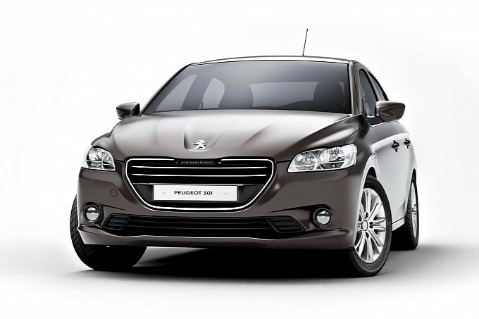 Naujasis Peugeot 301