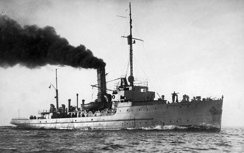 """Laivas """"Prezidentas Smetona"""" bus pagerbtas Jūrų muziejaus ekspozicijoje."""