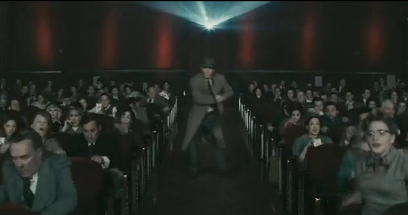 """Scena iš filmo """"Gangsterių medžiotojai"""""""