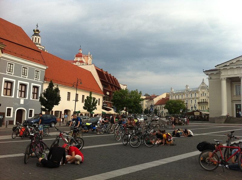 """""""Velo Orient 2012"""" dviračių turnyras"""