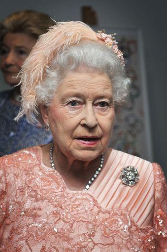 """""""Scanpix"""" nuotr./Karalienė Elizabeth II"""