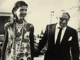 J. Kennedy ir A. Onassis