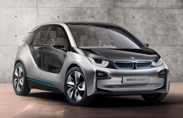 BMW i3 koncepcija