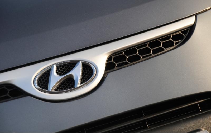 Hyundai logotipas