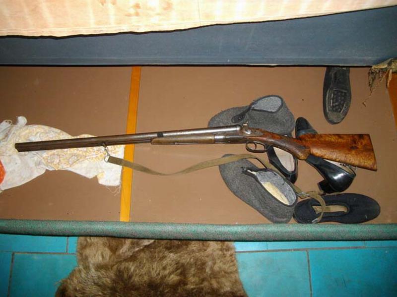 Trakų rajone rastas šautuvas