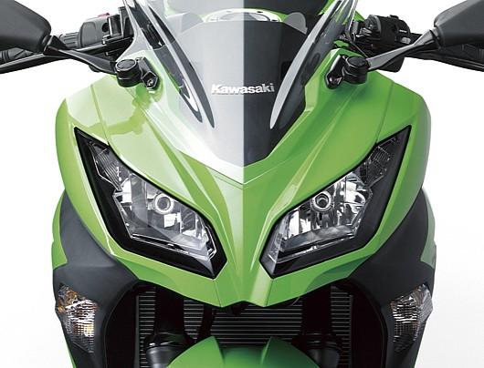 Naujasis Kawasaki Ninja 250R