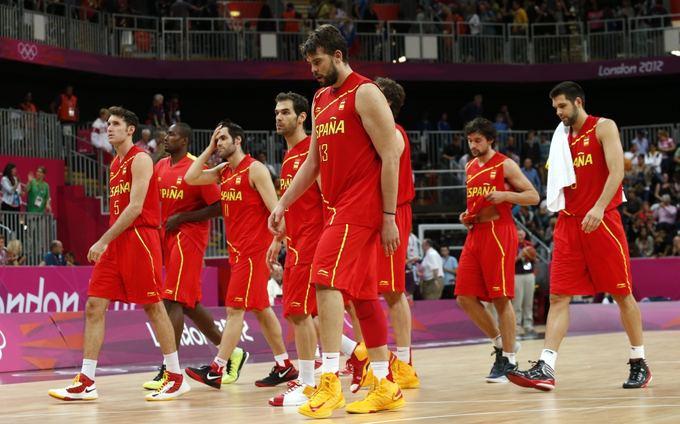 Reuters/Scanpix nuotr./Ispanijos krepaininkai
