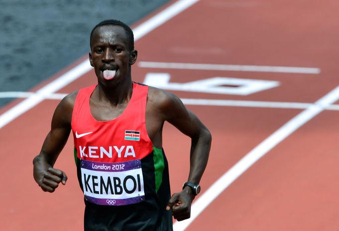 AFP/Scanpix nuotr./Ezekielis Kemboi