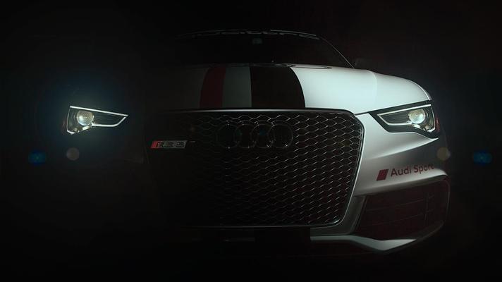 """""""Audi RS5"""""""