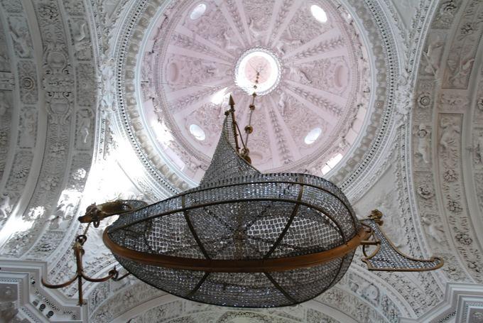 Jurgitos Lapienytės nuotr./Nojaus laivas Petro ir Povilo bažnyčioje
