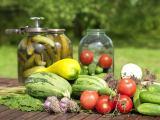 Konservuotos daržovės