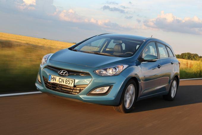 Gamintojo nuotr./Hyundai i30 universalas