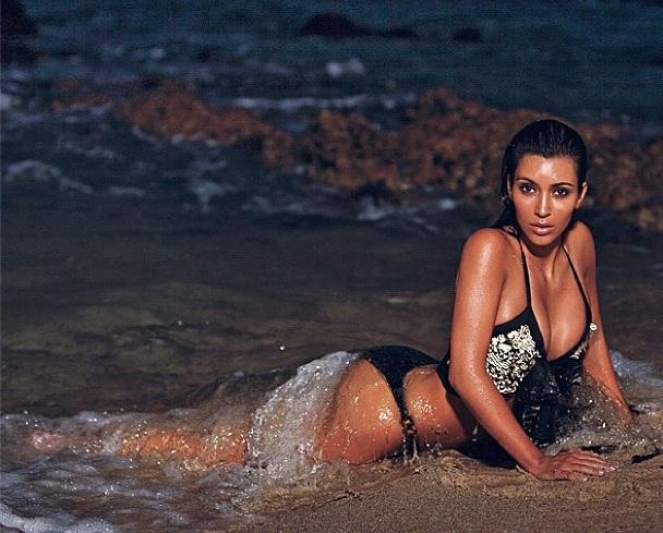 Kim Kardashian Havajuose
