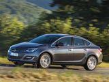 """Gamintojo nuotr./""""Opel Astra Sedan"""""""
