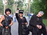 Viganto Ovadnevo nuotr./Gerbėjai renkasi į Lady Gagos koncertą