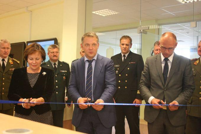 Aurelijos Kripaitės/15min.lt nuotr./Bendra Baltijos jūros ir Kuraių marių stebėjimo sistema palengvins skirtingoms ministerijoms pavaldžių institucijų darbą.