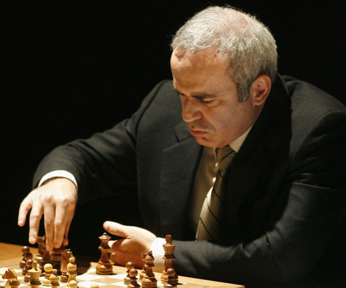 Scanpix nuotr./Garry Kasparovas