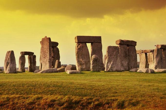 Shutterstock nuotr./Stounhendžas Anglijoje