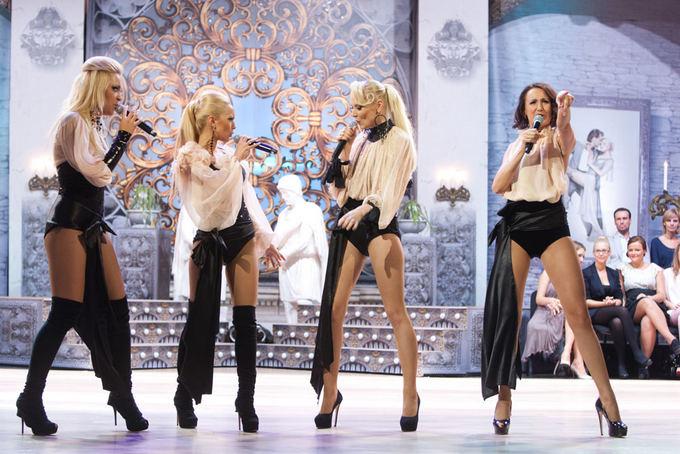 Gretos Skaraitienės nuotr./Merginų grupė Pop Ladies