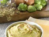 Fotolia nuotr./Brokolinių kopūstų suflė