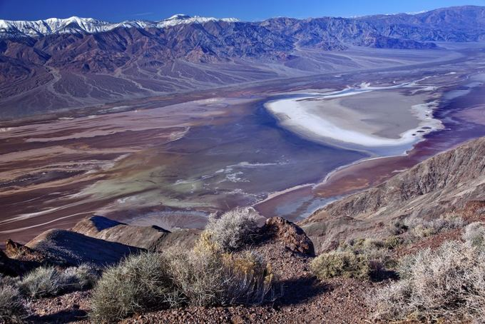 Fotolia nuotr./Mirties slėnio nacionalinis parkas `iaurės Amerikoje