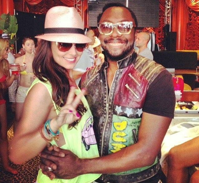 Cheryl Cole ir Will.i.am