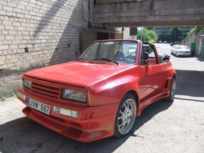 Autoplius.lt nuotr./Autoplius.lt portale parduodamas tiuninguotas automobilis. Volkswagen Golf