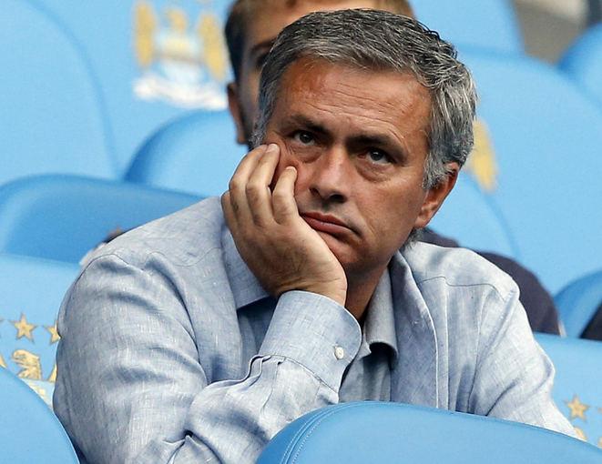 Reuters/Scanpix nuotr./Jose Mourinho