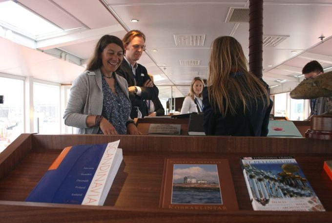 Aurelijos Kripaitės/15min.lt nuotr./Tyrimų laivo National Geographic Explorer biblioteka