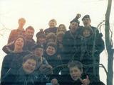 Asmeninio archyvo / Žmonės.lt nuotr./Merūnas Vitulskis (apačioje kairėje) mokyklos laikais