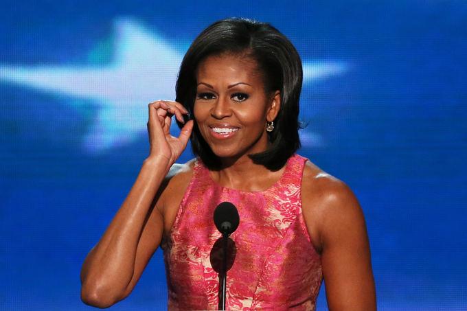 AFP/Scanpix nuotr./Michelle Obama