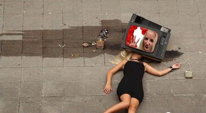 Kadras iš partijos reklaminio klipo.