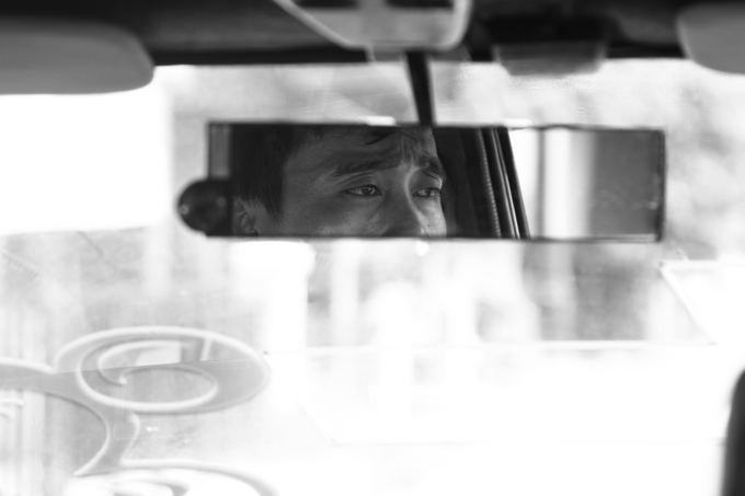 Evelinos ir Karolio nuotr./Mikriuko vairuotojas