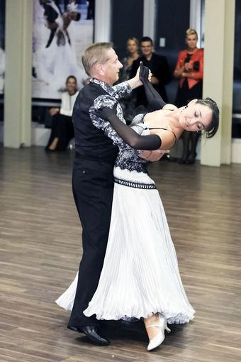 Teodoro Biliūno nuotr./Vladimiras Romanovas ir Aleksandra Gorijanova