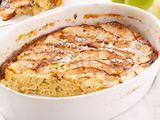Shutterstock nuotr./Obuolių pyragas su apelsinu