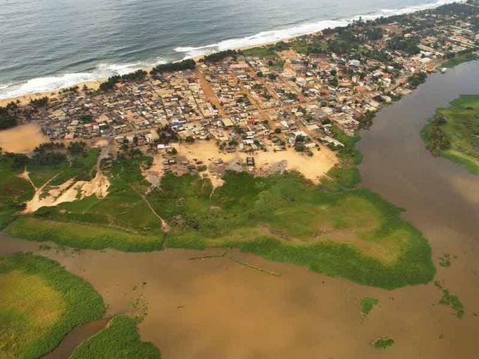 unesco.org nuotr./Istorinis miestas Grand-Bassamas (Dramblio Kaulo Krantas)