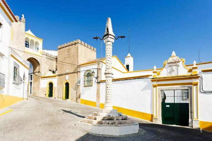 Shutterstock nuotr./Karinis Elvas miestelis Portugalijoje