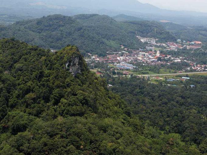 unesco.org nuotr./Lenggongo slėnis Malaizijoje