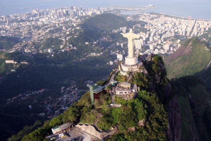 Fotolia nuotr./Rio de Žaneiro Kariokos kraatovaizdis Brazilijoje