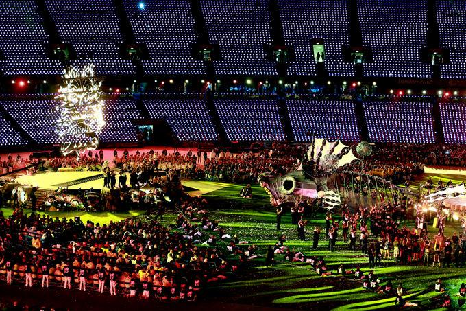 Parolimpinių žaidynių uždarymo ceremonija