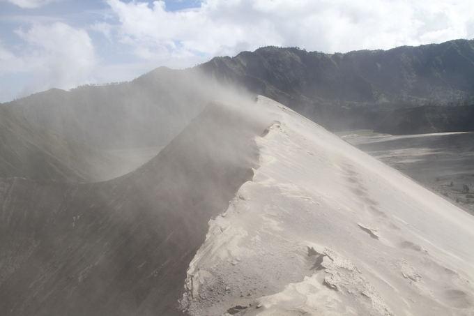 Evelinos ir Karolio nuotr./Indonezijos Bromo vulkanas