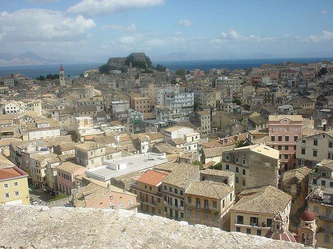 wikimedia.org nuotr./Kerkyra miestas