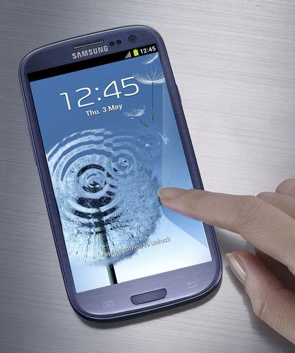 "AFP/""Scanpix"" nuotr./""Samsung Galaxy S3"""