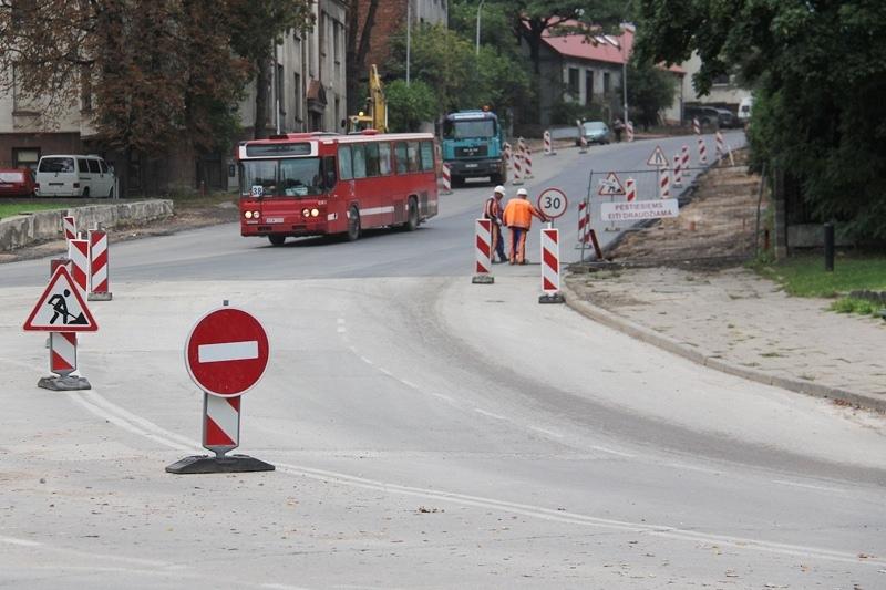 Parodos gatvė Kaune