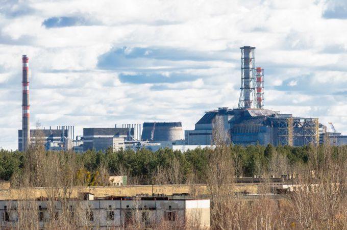 123rf.com nuotr./Pripetė tapo aplestu miestu po Černobilio atominės elektrinės sprogimo